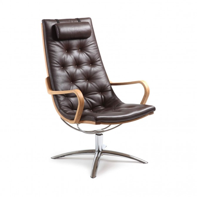 Life Fauteuil Brown