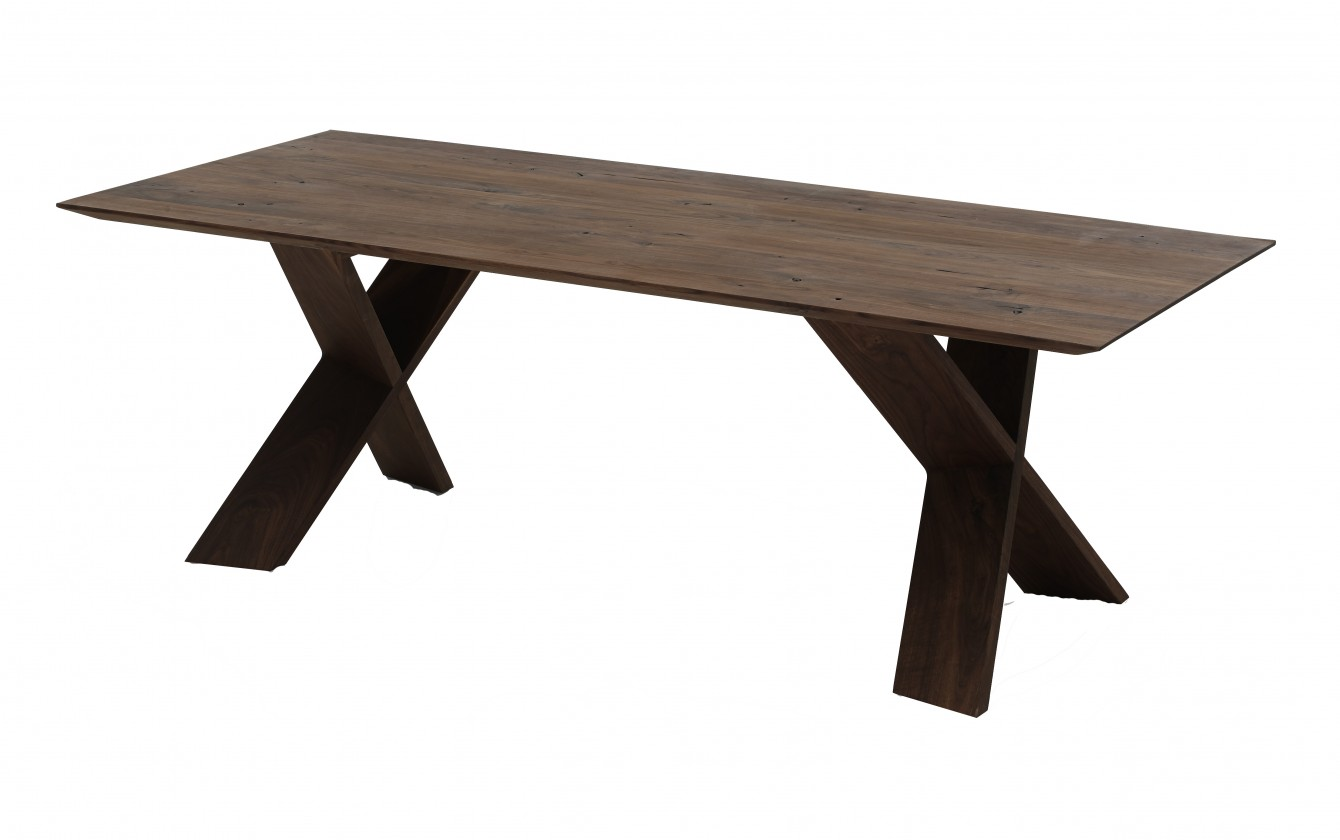 Table X Tafel hout